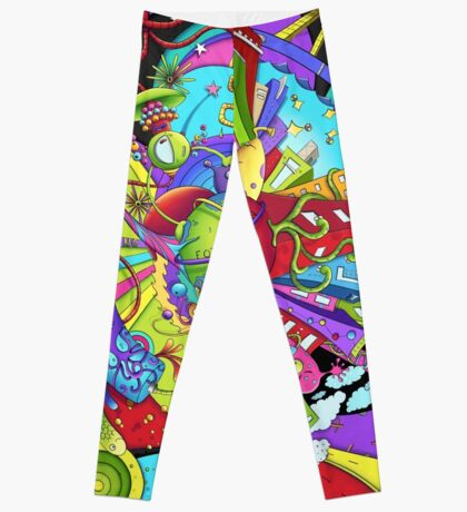 Everything by dana alfonso Leggings