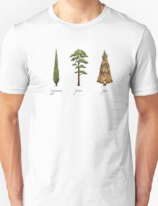 Fur Tree Unisex T-Shirt