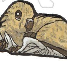 Leaellynasaura Sticker