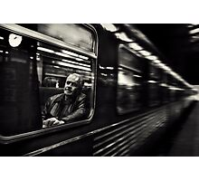 The Passenger Photographic Print