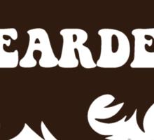 Bearded For Your Pleasure Sticker