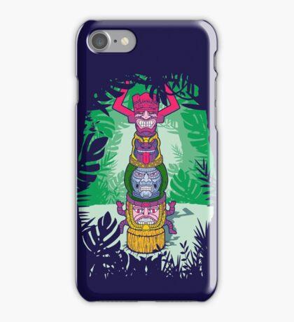Cult of Villains. iPhone Case/Skin