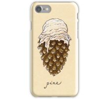 Ice-Cream Cones iPhone Case/Skin