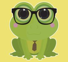 Frog Nerd Kids Clothes