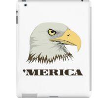 American Bald Eagle For Merica iPad Case/Skin