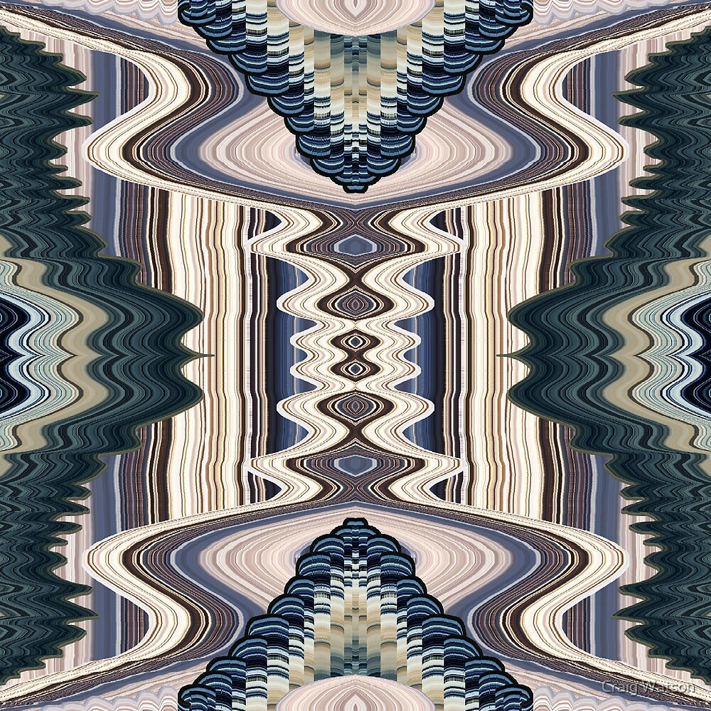 Pattern 13 Variation 3 by Craig Watson