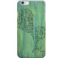 Half of My Heart iPhone Case/Skin