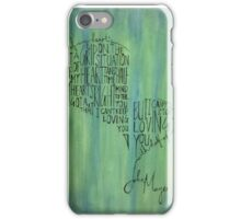 Half of My Heart iPhone Case/Skin