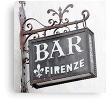 Firenze - Tuscany Metal Print