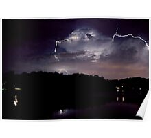 A Stormy Night in Tennessee Poster