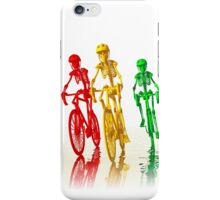 Bones on bikes tee and iphone case iPhone Case/Skin