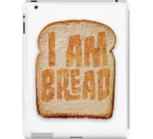 I am Bread 'Toast' logo - Official Merchandise iPad Case/Skin