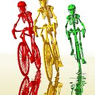 The Skeletonians by Carol and Mike Werner