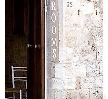 Rooms - Tuscany Photographic Print