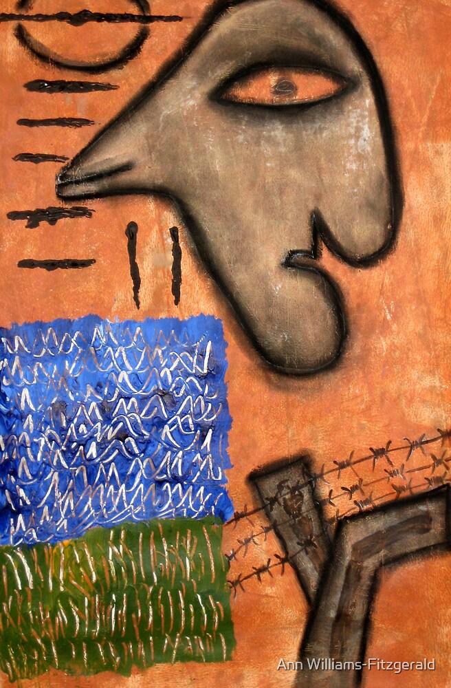Identity 2 - Qld by Ann Williams-Fitzgerald
