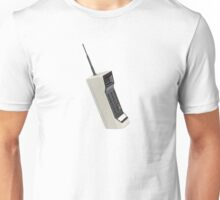 Vintage Wireless Cellular Phone Unisex T-Shirt