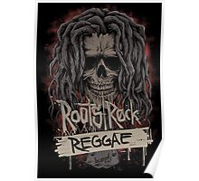 Bob Marley Roots, Rock, Reggae Poster