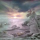 Winter Boat by Igor Zenin