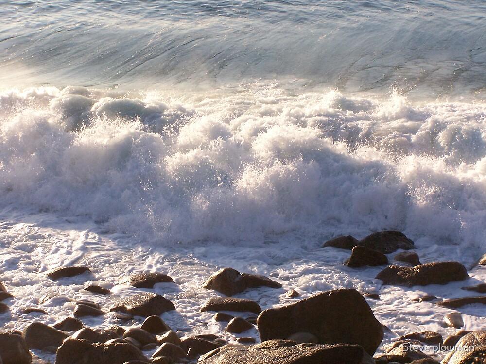 Waves by Steve plowman