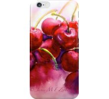 Cherries...Ripe iPhone Case/Skin