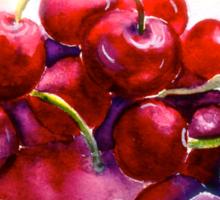 Cherries...Ripe Sticker