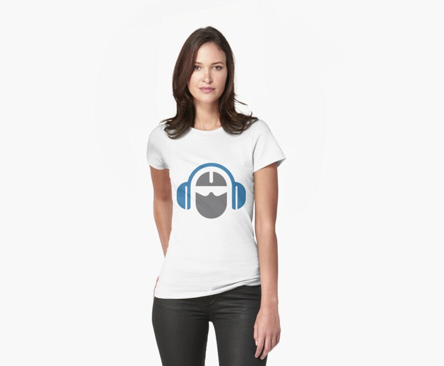 CYBER DJ by Awesome Rave T-Shirts