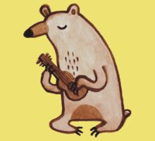 Ukulele Bear Kids Clothes