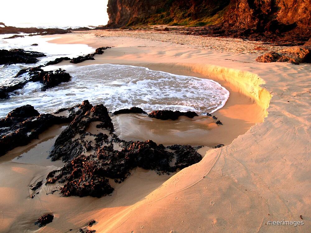 open beach  by meerimages