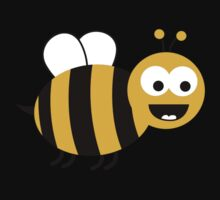 Funny Sweet Bee Kids Clothes