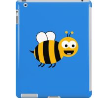 Funny Sweet Bee iPad Case/Skin