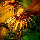 Flowers...Echinacea Purpurea 2 (Coneflower) by ©Janis Zroback