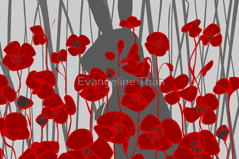 Camouflage by Evangeline Than
