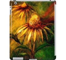 Flowers...Echinacea Purpurea 2 (Coneflower) iPad Case/Skin