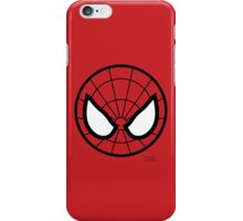 Hero Circles - Spidey iPhone Case/Skin
