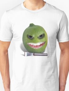 Beware the Lime with the Lemon Zester T-Shirt