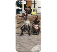 African dance iPhone Case/Skin