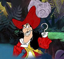 Captain Hook by LindseyLucy8605