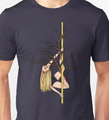 Poletober 24 - Creepy Trees Unisex T-Shirt
