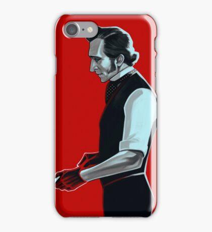 Dr. Baron Frankenstein iPhone Case/Skin