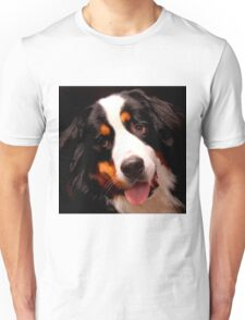 Bernese Mountain Dog Unisex T-Shirt