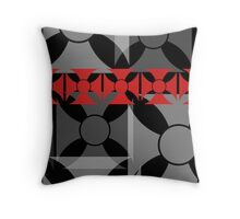 The Iconic He-man (black) Throw Pillow