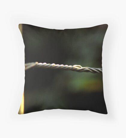 heavenly twist Throw Pillow