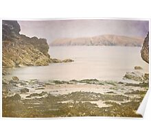 Onjohn Cove, Harlyn bay Poster
