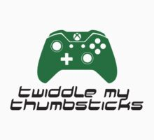 Twiddle My Thumbsticks (Xbox One) by DarkHorseDesign