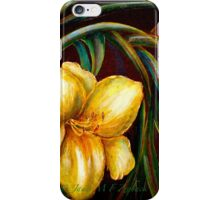 Flowers..DayLily iPhone Case/Skin