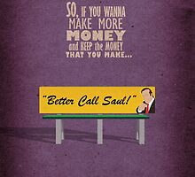 Breaking Bad - Better Call Saul by zsutti