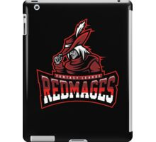Fantasy League Redmages iPad Case/Skin