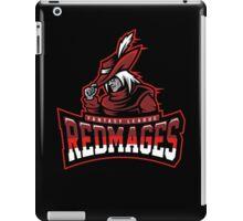 Fantasy League Redmages iPad Case/Skin