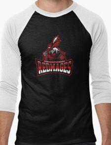 Fantasy League Redmages Men's Baseball ¾ T-Shirt