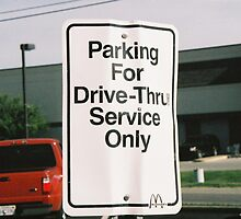 funny signs by David Stembaugh